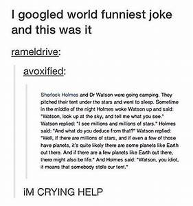 World's funniest joke