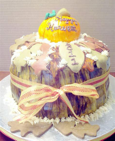 fall festival cake cakecentralcom