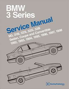 Bmw 3 Series  E36  Service Manual  1992-1998