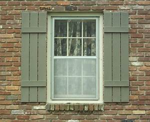 Wonderful exterior window shutters to enhance the for Shutters house exterior