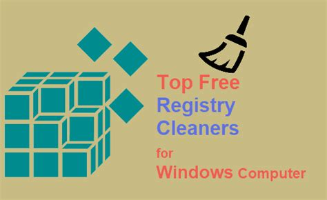 Best Windows 8 Registry Cleaner best 10 free registry cleaners for windows computer