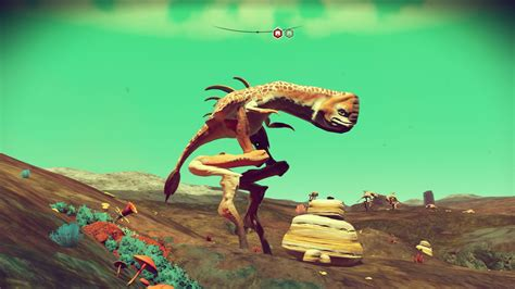 Top 10 Good Bad And Ugly Aliens Found In No Man's Sky