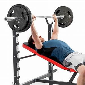 Incline Bench Press Free Weights