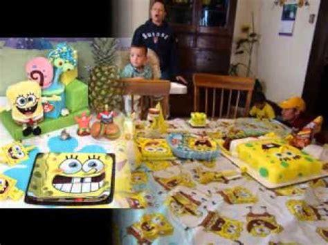 Cool Spongebob Birthday Party Ideas Youtube