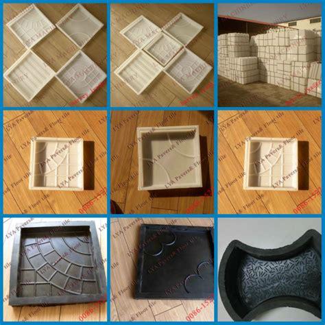 sale in nigeria kenya plastic paving mold for