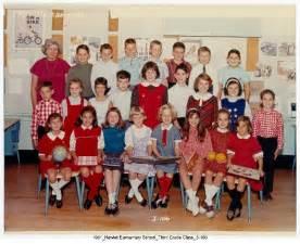 Elementary School 3rd Grade Class