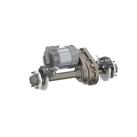 Electric Motor Axle by Newage 311rf Electric Axle Prm Newage