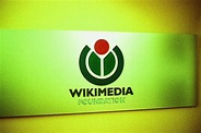 File:Wikimedia Foundation logo at WMF office, cross ...