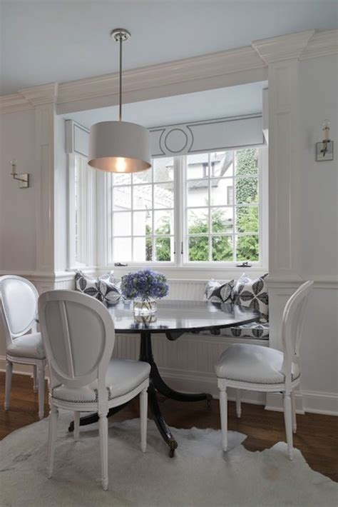 Built In Banquette   Contemporary   dining room   Tiffany