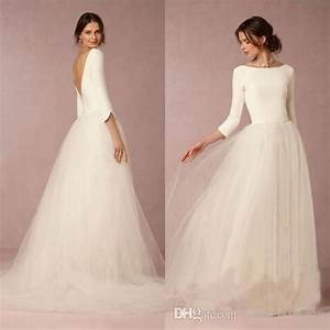 cheap stunning winter wedding dresses a line satin top With designer winter wedding dresses