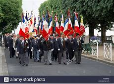remembrance, service, day, in, France, French, foreign