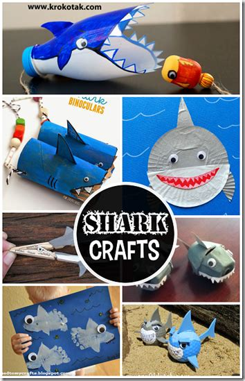 shark projects for preschoolers 12 shark crafts for 719