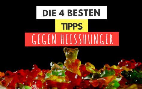 Die 4 Besten Tipps Gegen Heißhunger Abnehmhero