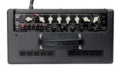 Vox Vt40+ Valvetronix 60 Watt Tube Preamp Guitar Amp With