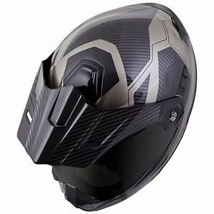 Scorpion Exo Exo At950 Tucson Titanium Modular Helmet 95