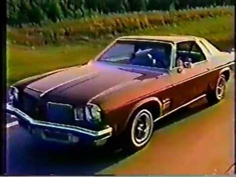 1974 Oldsmobile Cutlass Supreme Commercial - YouTube