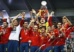The Best Years of the Spanish Soccer Team