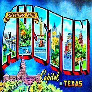 Austin Texas Texas Exit 82 ART
