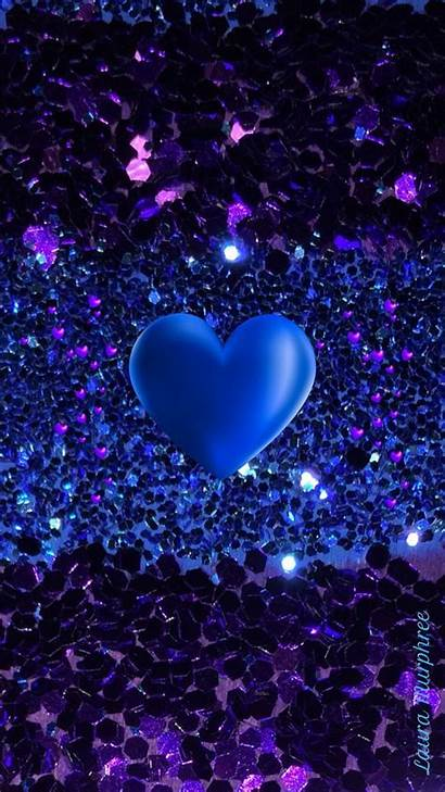 Glitter Heart Phone Sparkle Bling Iphone Sparkles