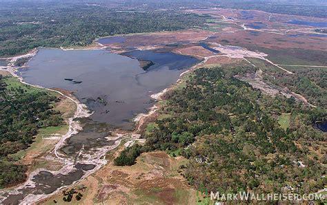 Lake Jackson in northern Leon County near Tallahassee ...