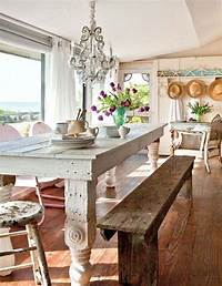 cottage chic decor Charming Small Shabby Chic Beach Cottage - Completely Coastal
