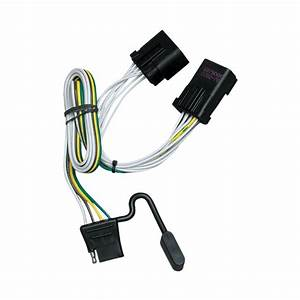 Custom T-one Plug In Wiring Connector - Dodge