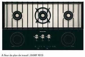 Plaque Gaz Et Induction : kitchenaid archives des mots cl s plaque induction ~ Dailycaller-alerts.com Idées de Décoration