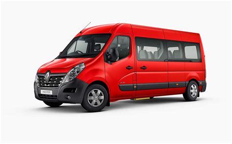 renault master minibus master bus long wheel base renault