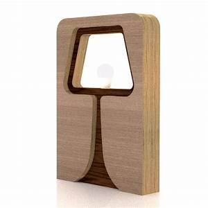 Lampe Bois Design : osborne lampe d 39 ambiance en bois design ~ Preciouscoupons.com Idées de Décoration
