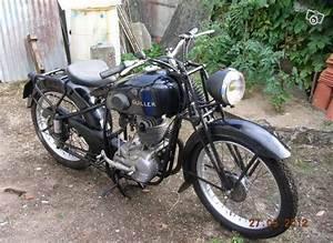 Moto Française Marque : moto de collection fran aise guiller ann e 1954 moteur 125 type 4 temps de marque amc ~ Medecine-chirurgie-esthetiques.com Avis de Voitures