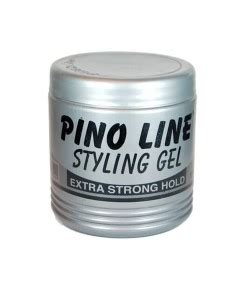 pino line pino line extra strong hold styling gel