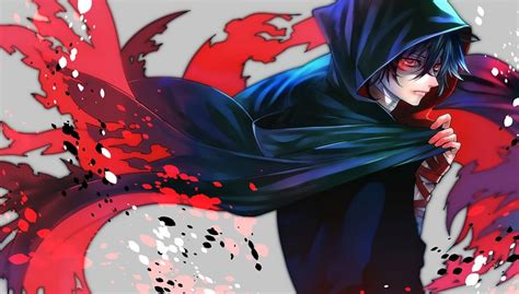 Blue Haired Anime Boy Wallpaper - anime boy with blue hair wallpaper 1900x1080