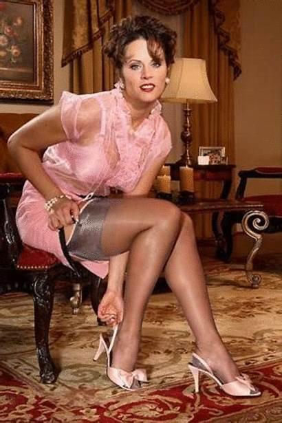 Legs Linda Bareham Secretsinlace Stockings Secrets Myspace