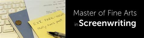 mfa  screenwriting california state university northridge