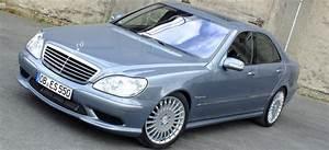 Mercedes S55 Amg  Die Gro U00dfe Freiheit  2004er W220 Sprengt