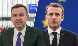Ireland news: MEP sends Emmanuel Macron 'SUPERSTATE ...