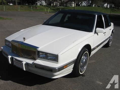 1991 Cadillac Seville Sts ****75k Original Miles**** For