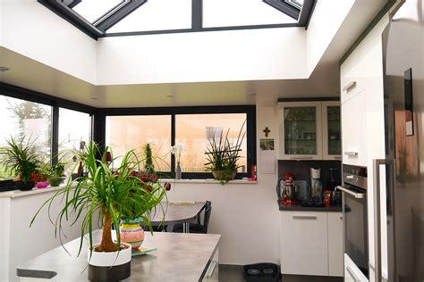 cuisine veranda une véranda pour agrandir sa cuisine md concept