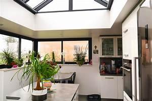 ouvrir la cuisine sur le salon 2 une v233randa pour With ouvrir la cuisine sur le salon
