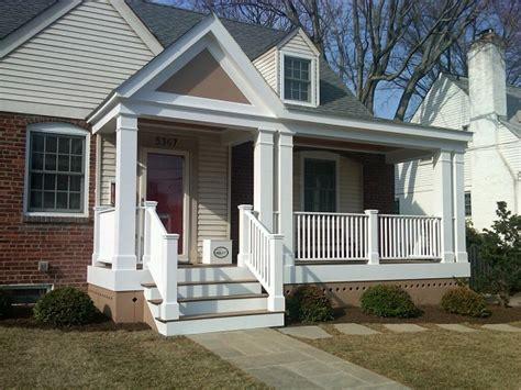 cape cod front porch ideas the clean lines of this front porch complement the