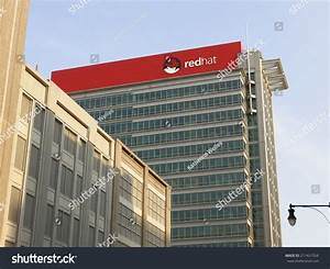 Raleigh, Nc August 7: The Red Hat World Headquarters ...