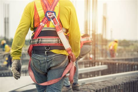 safety harness training  critical   working
