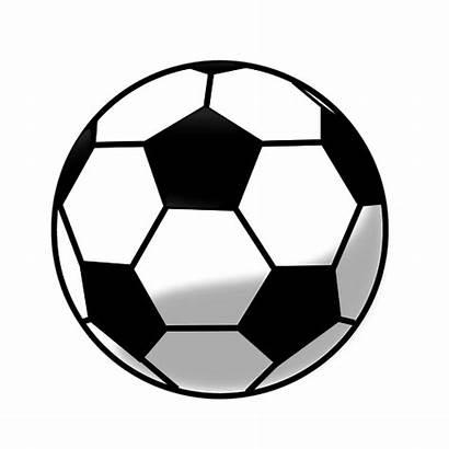 Soccer Ball Vektor Clip Grafik Domain