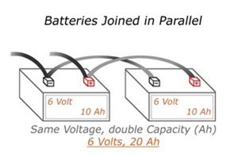 battery configuration esk electronics electric