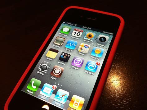 verizon iphones for verizon iphone 4 review imore