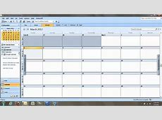 Syncing a Google Calendar with Microsoft Outlook YouTube