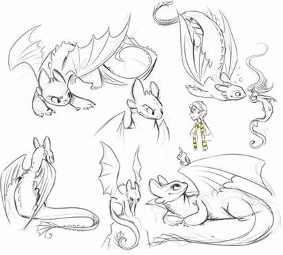Dragon Sharkie Train Drawing
