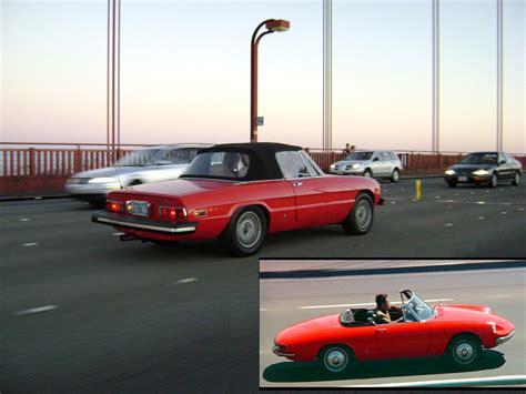 Alfa Romeo Spyder The Graduate By Partywave On Deviantart