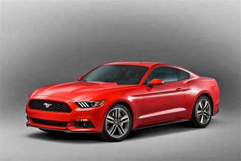 2015 Ford Mustang  Car Statement