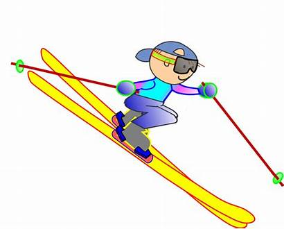 Skiing Clipart Skier Clip Downhill Cliparts Clipground